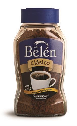 Foto CAFE SOLUBLE BELEN 100 GR de