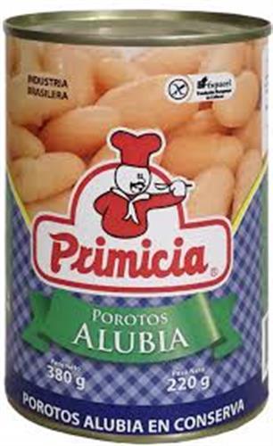 Foto POROTOS ALUBIA 380 GR PRIMICIA LAT de