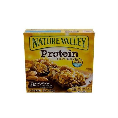 Foto CEREAL PROTEINAS NATURE VALLEY 201GR CJA de