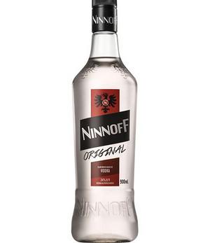 VODKA 900ML NINNOFF BOT