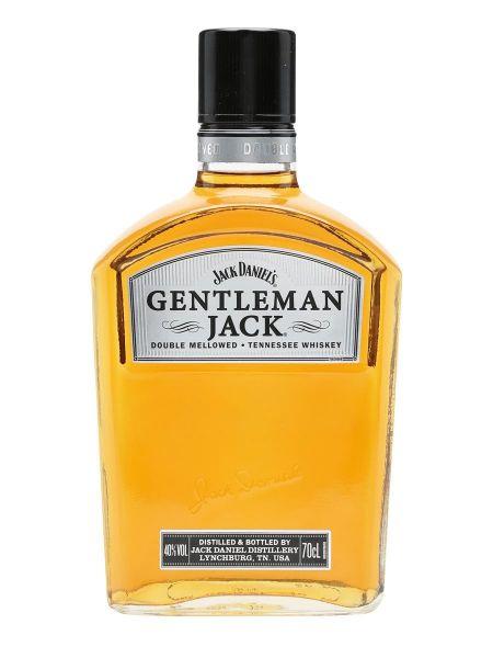 WHISKY JACK DANIELS 12 AÑOS 1LT GENTLEMAN JACK BOT