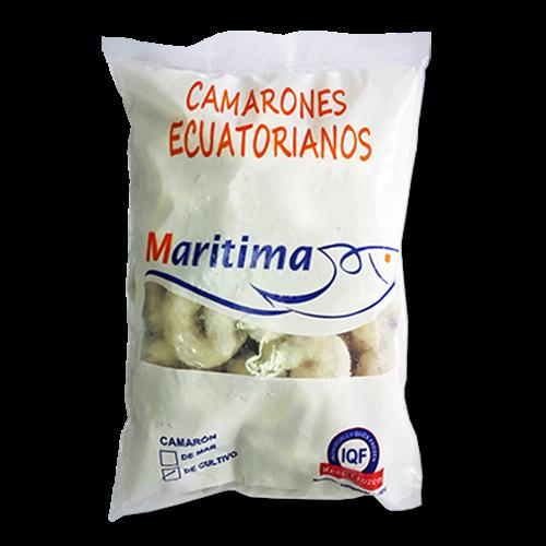 Foto CAMARON CONG CRUDO GRANDE MARITIMA 500GR BSA de