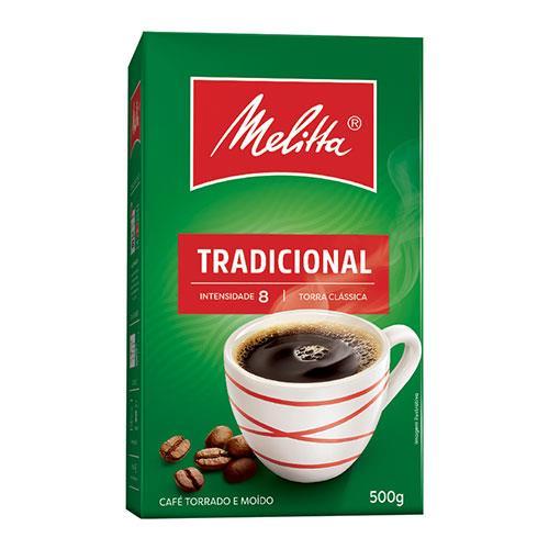 Foto CAFE MELITA FCO 500 GR  de