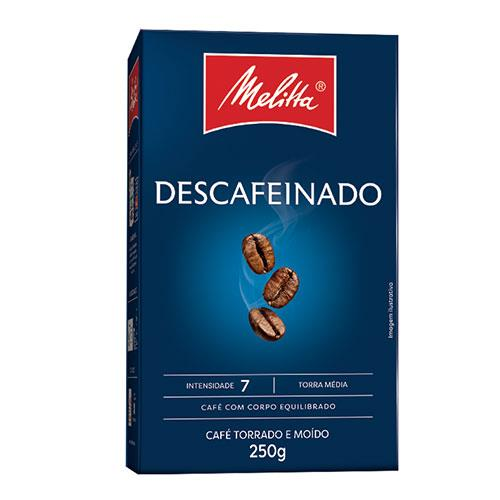 Foto CAFE MELITTA FRASCO 250 GR DESCA de
