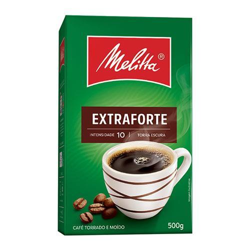 Foto CAFE MEILITA EXTRA FUERTE X500 GR MELITA X 20 de