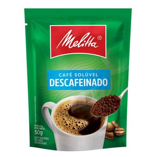 Foto CAFE DESCAFEINADO INSTANTANEO  50 GR de