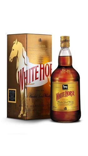 Foto WHISKY WHITE HORSE BOTELLA 1 LITRO C de
