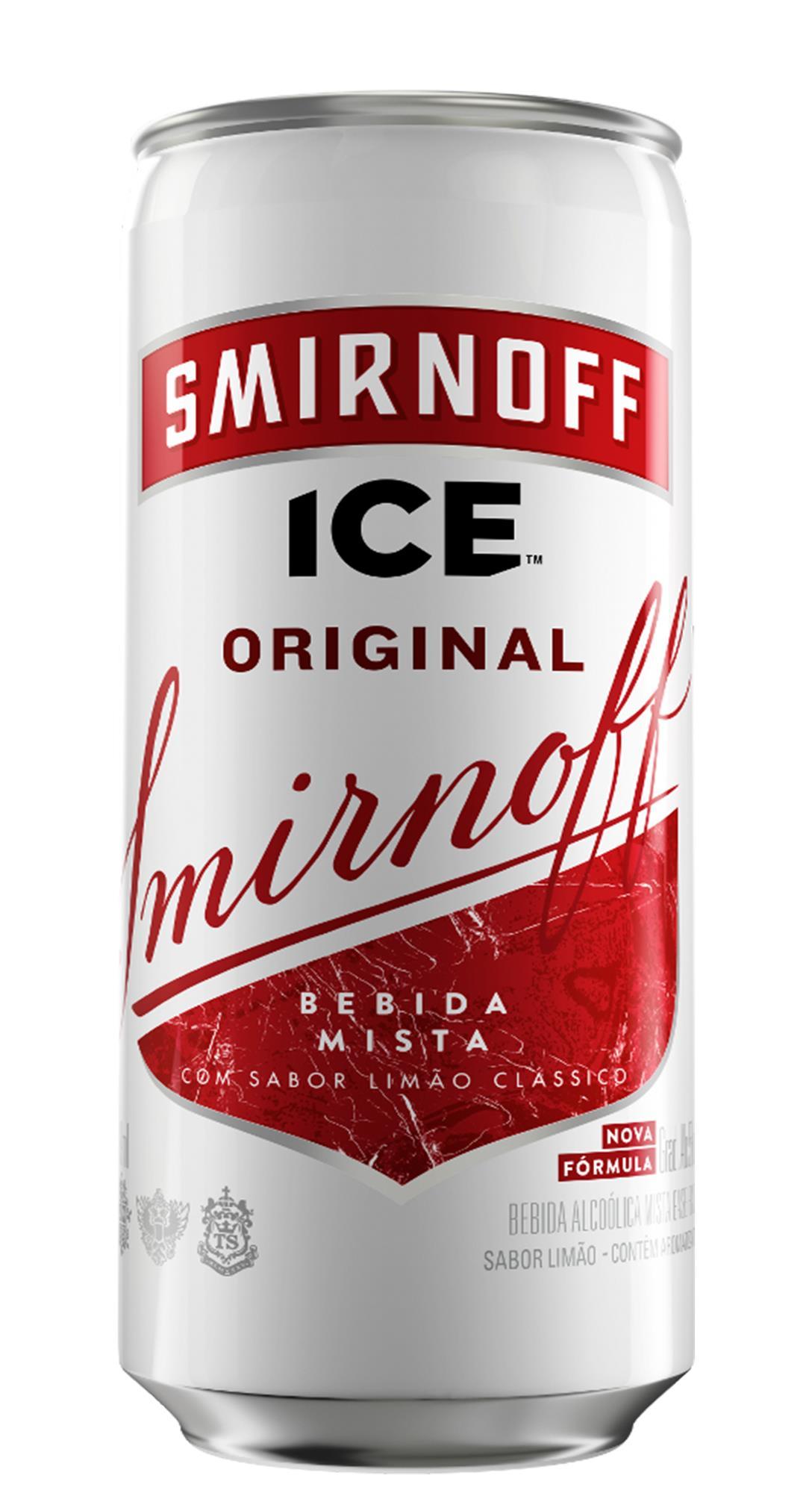 VODKA LIMON 269ML SMIRNOFF ICE LATA