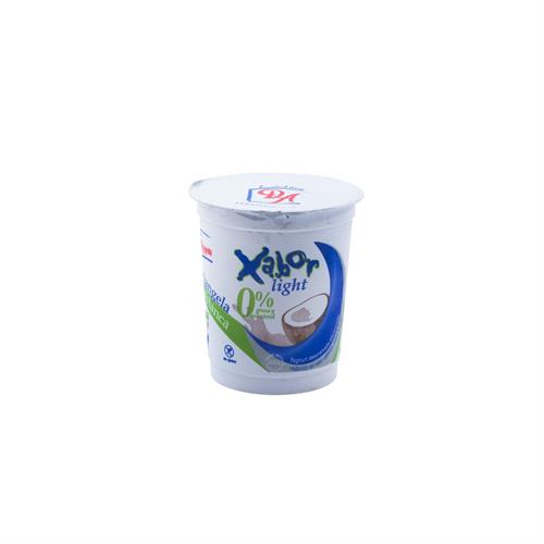 Foto YOGURT XABOR LIGHT COCO 350 GR de