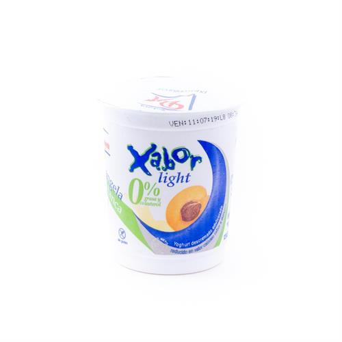 Foto YOGURT XABOR LIGHT DURAZN 350 GR de