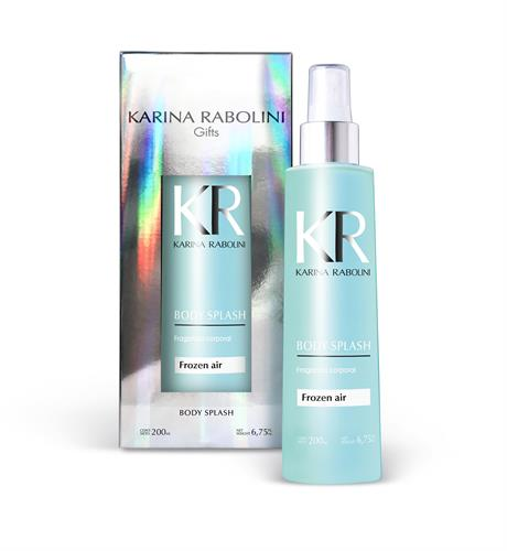 Foto BODY SPLASH KARINA RABOLINI FROZEN AIR 200ML de