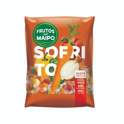 Foto SOFRITO 150GR FRUTOS DEL MAIPO PAQUETE  de