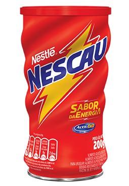 CHOCOLATADA EN POLVO 200 GR NESCAU LATA