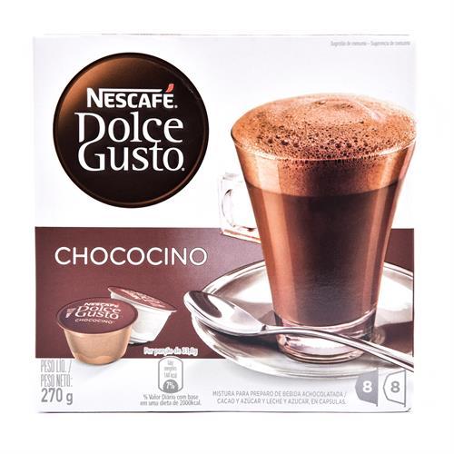 Foto CAFÉ NESCAFE DOLCE GUSTO CHOCOCINO 8 CÁPSULAS de