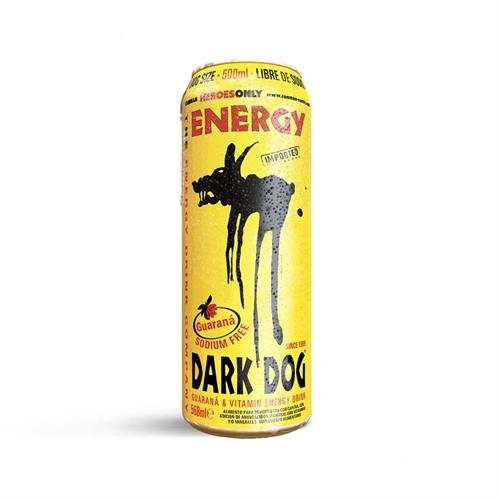 Foto ENERGIZANTE DARK DOG ENERGY DRINK 500ML LAT de