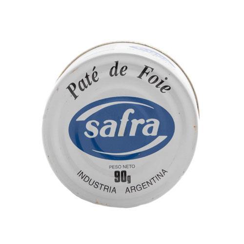 Foto SAFRA PATE DE FOIE 90 GR de