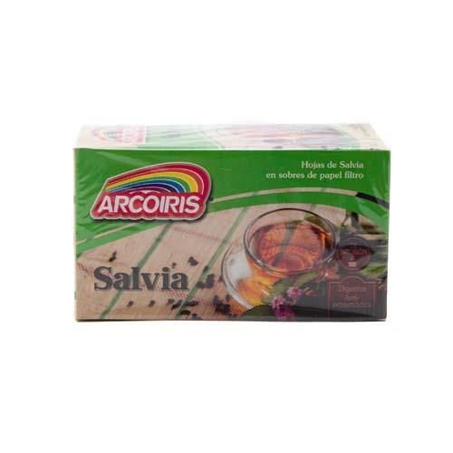 Foto ARCOIRIS TE DE SALVIA 20 SAQUITOS de