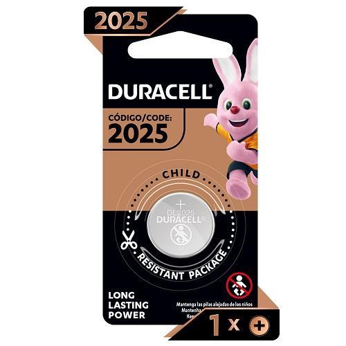 Foto DURACELL PILA 2025 de