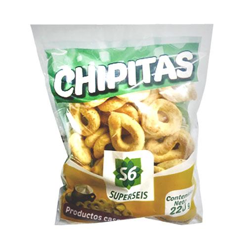 CHIPITA SUPERSEIS 40 UNIDADES