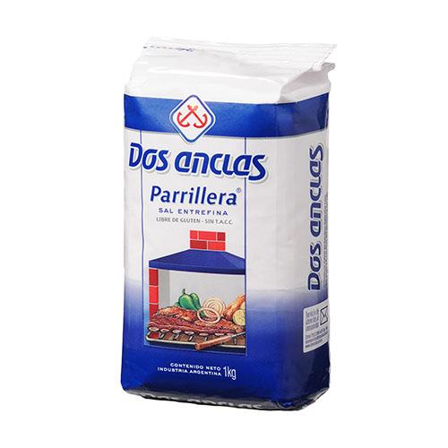 Foto SAL ENTREFINA PARRILLERA DOS ANCLAS 1KG de