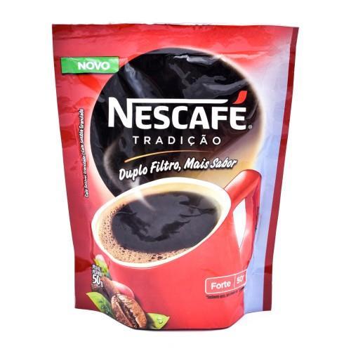 Foto CAFE SOLUBLE GRANULADO NESCAFE 50GR de
