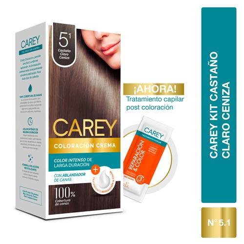 Foto KIT COLORACION N°5.1 CAREY de