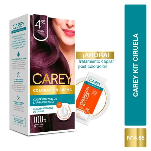 Foto KIT COLORACION N°4.65 CAREY de