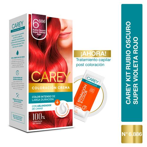 Foto KIT COLORACION N°6.886 CAREY de