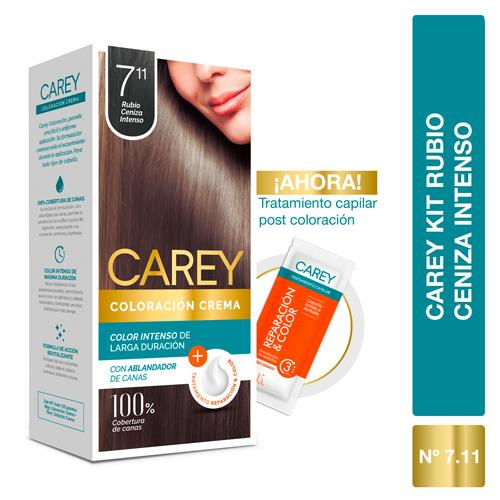 Foto KIT COLORACION N°7.11 CAREY de