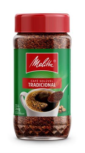 Foto CAFE SOLUBLE TRADICIONAL MELITTA 200gr de