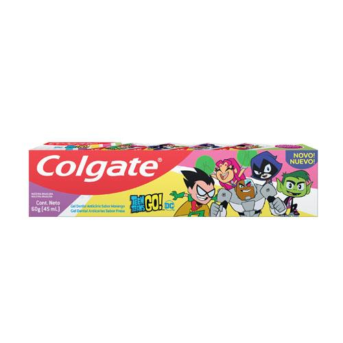 Foto CREMA DENTAL ANTI CARIES FRESA COLGATE 60gr de
