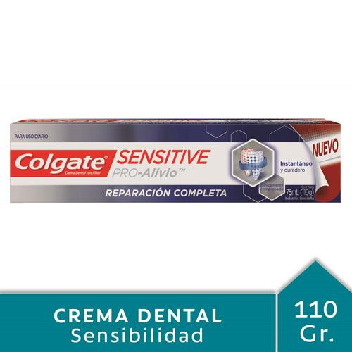 Foto CREMA DENTAL SENSITIVE PRO-ALIVIO COLGATE 110gr de
