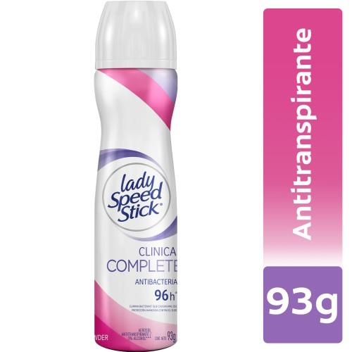 Foto DESODORANTE CLINICAL COMPLETE PROTECTION LADY SPEED STICK 91gr de