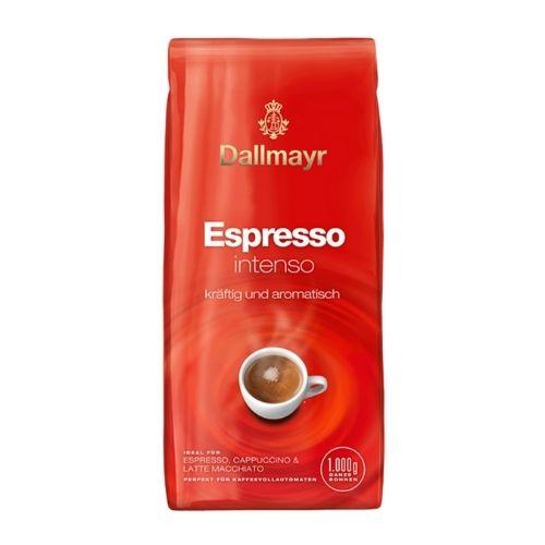 CAFE TOSTADO EN GRANOS ESPRESSO INTENSO DALLMAYR 1000gr