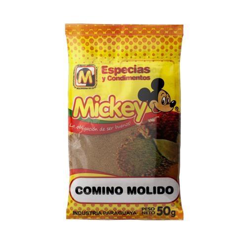 Foto COMINO MOLIDO MICKEY 50GR de