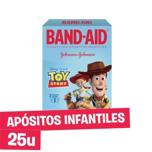 Foto CURITAS INFANTILES TOY STORY BAND AID 2UNID de