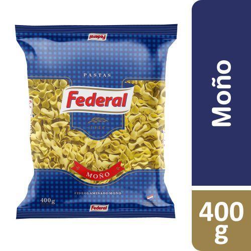 Foto FIDEO MOÑO FEDERAL 400GR de