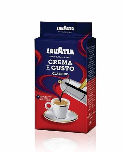 Foto CAFE CREMA E GUSTO CLASSICO LAVAZZA 250GR de