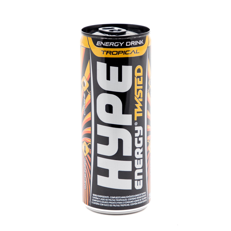 BEBIDA ENERG HYPE ENERGY TROPICAL 250ML