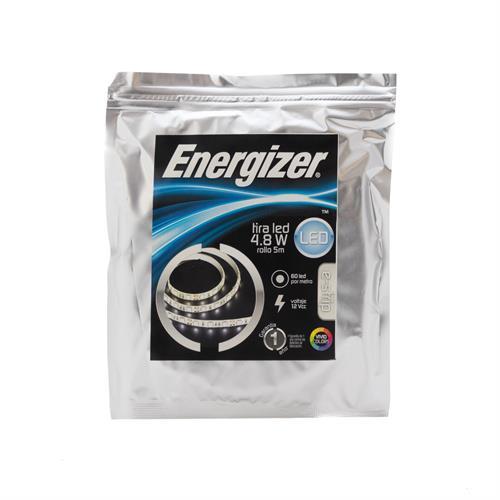 Foto ENERGIZER TIRA LED 60 LED - 5 M BLANCO NATURAL de