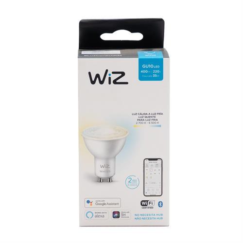 Foto WIZ FOCO GU 10 LED de